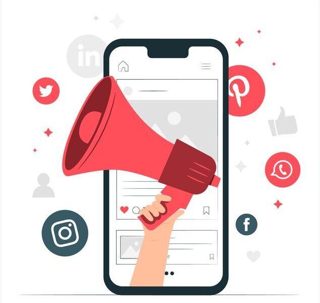 Social Media Marketing Service Provider UK
